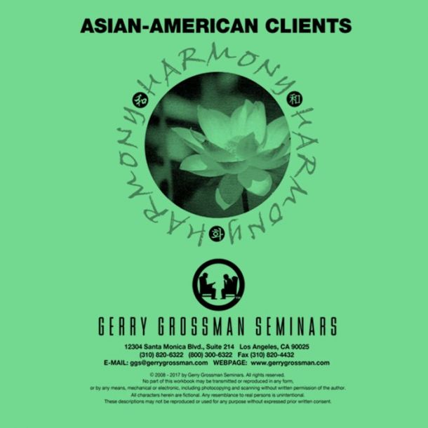 Asian-American Clients Text-based Home Course (2 CE)