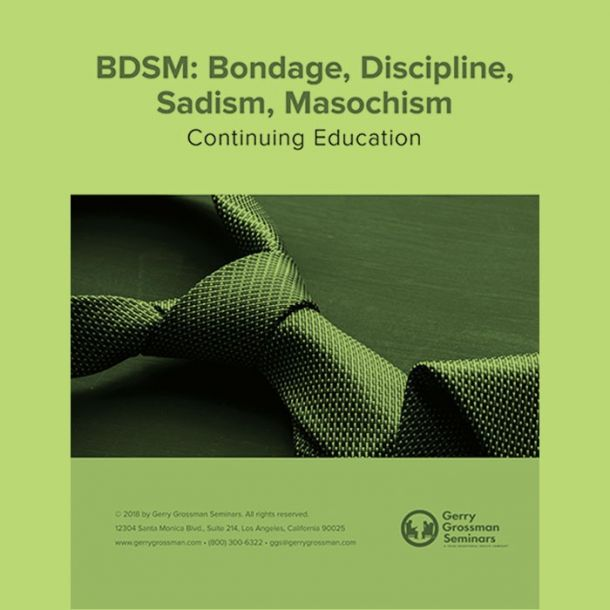BDSM Text-based Home Course (3 CE)