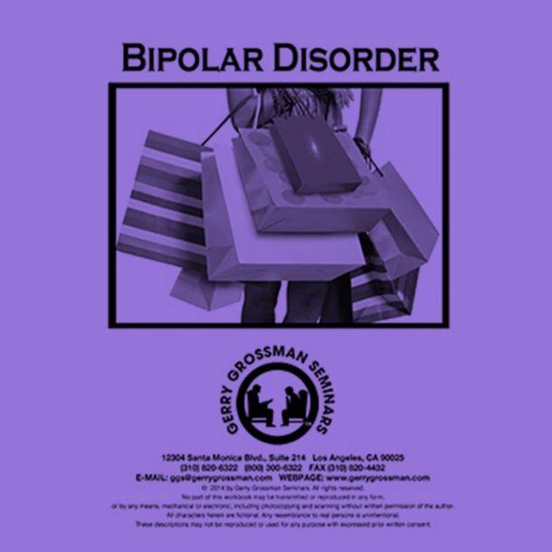 Bipolar Disorder Text-based Home Course (3 CE)