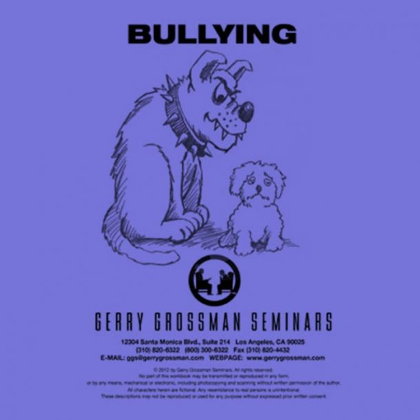 Bullying Text-based Home Course (3 CE)
