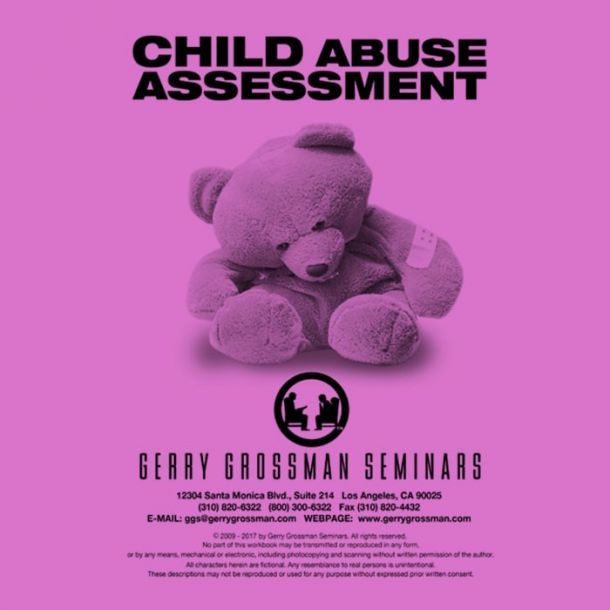 Child Abuse Assessment and Reporting Online Text-based Home Course (7 CE)