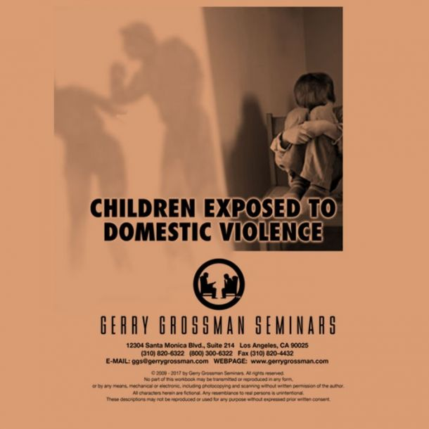 Children Exposed to Domestic Violence Text-based Home Course (4 CE)