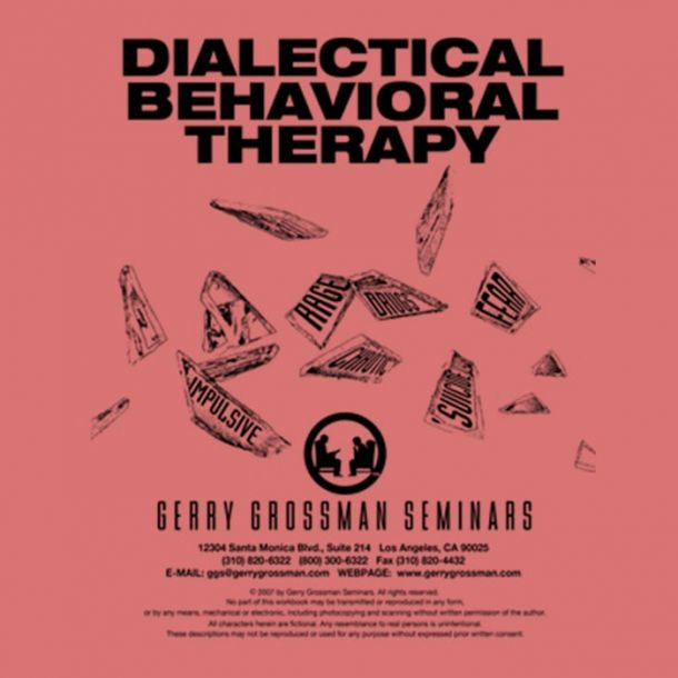 Dialectical Behavior Therapy Text-based Home Course (3 CE)