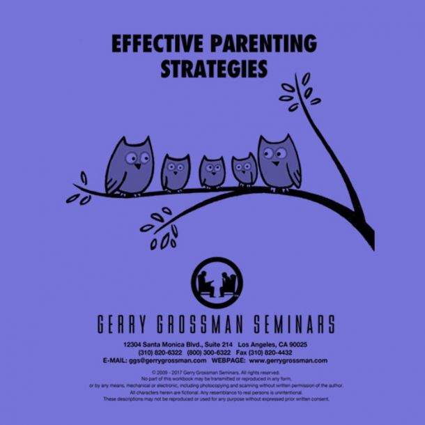 Effective Parenting Strategies Online Text-based Home Course (3 CE)