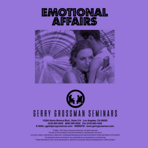 Emotional Affairs Text-based Home Course (4 CE)