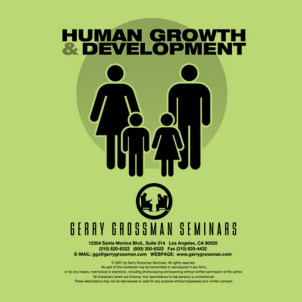 Human Growth and Development Text-based Home Course (4 CE)