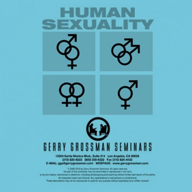 Human Sexuality Text-based Home Course (10 CE)