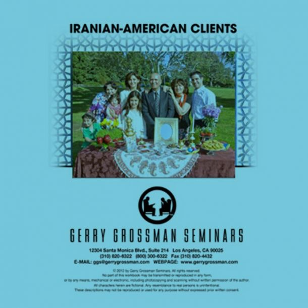 Iranian-American Clients Text-based Course (3 CE)