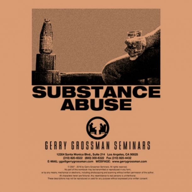 Substance Abuse Text-based Home Course (7 CE)