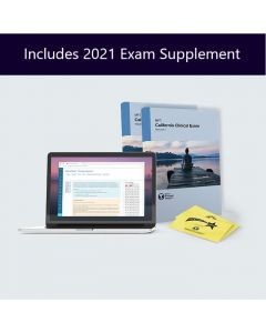 MFT California Clinical Exam Prep Self-Study Course