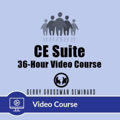 36-Hour CE Suite Video Course