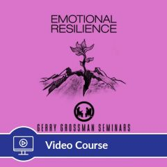 3-Hour CE Emotional Resilience Video Course