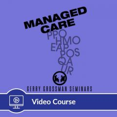 2-Hour CE Managed Care Video Course