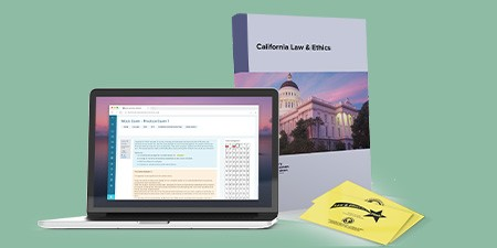 CA Law and Ethics Exam